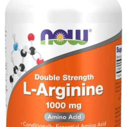 Now L-Arginine Double Strenth 1000Mg