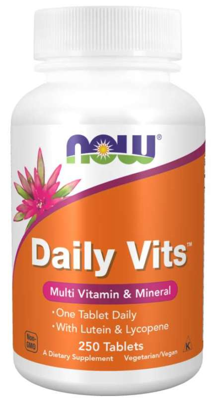Now Daily Vist 250Ct