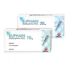 Buphain Injection 20 mg/mL 10 Amp