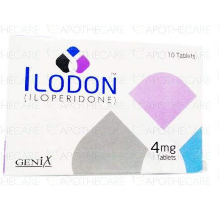 Ilodon tablet 4 mg 10's