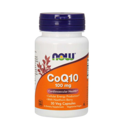 Now Coq-10 100Mg 30Ct