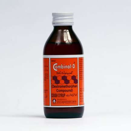 Combinol-D Cough syrup 120 mL