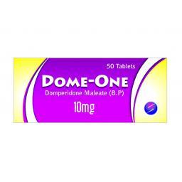 Dome-One Maleate tablet 10 mg 5x10's