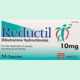 REDUCTIL 10mg Capsule 14s