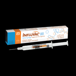 Influvac Injection 1 Pre filled Syringex50 mL