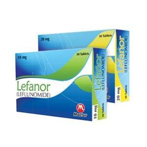 Lefanor tablet 20 mg 30's