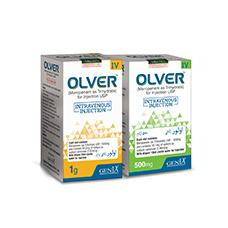 Olver Injection 500 mg 1 Vial