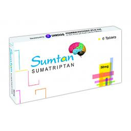 Sumtan tablet 50 mg 6's