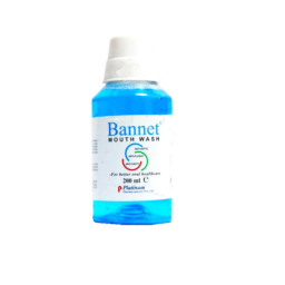 BANNET Mouth Wash 200ml