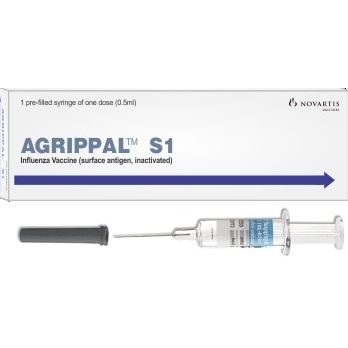 Agrippal S1 Injection 1 Pre filled Syringex.5 mL
