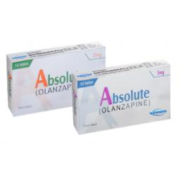 Absolute tablet 10 mg 10's