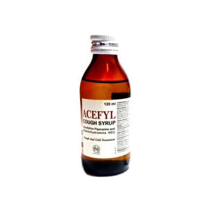 Acefyl Cough syrup 120 mL