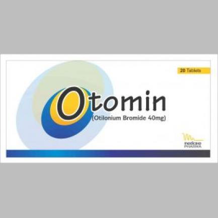 Otomin tablet 40 mg 2x10's