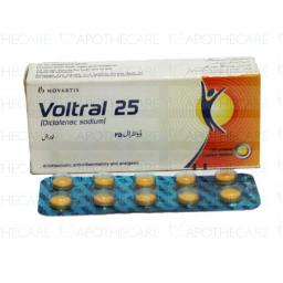 Voltral tablet 25 mg 3x10's
