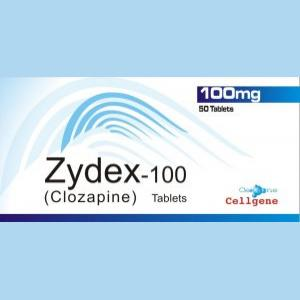 ZYDEX 100mg Tablet 5x10s