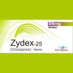 ZYDEX 25mg Tablet 5x10s