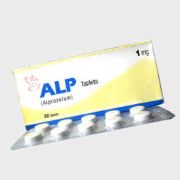 ALP tablet 1 mg 3x10's