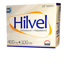 Hilvel tablet 400/100 mg 28's