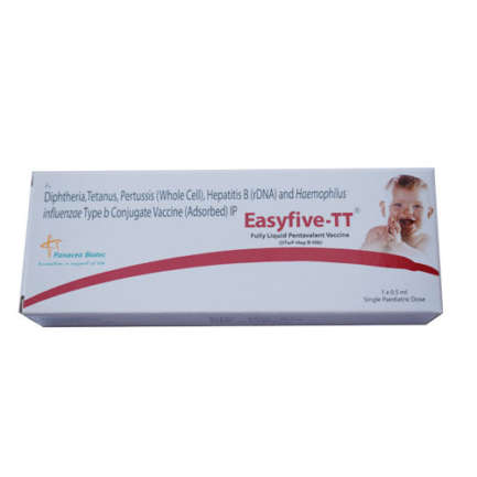 Easyfive Injection 1 Vial
