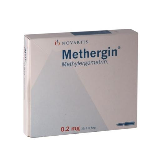 Methergine Injection 0.2 mg 100 Ampx1 mL