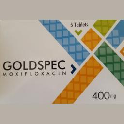GOLDSPEC 400mg Tablet 5s
