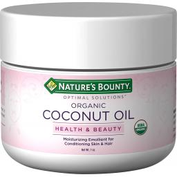 Nature's Bounty organic coconut oil