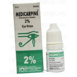 Medicarpine 2.00% Eye Drops 5 ml