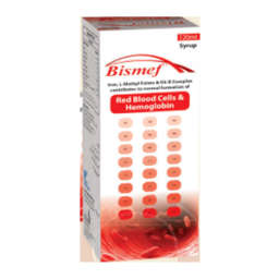Bismef syrup 120 mL