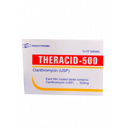 THERACID 500mg Tablet 10s