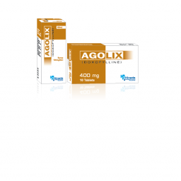 Agolix tablet 400 mg 10's