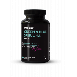 Green & Blue Spirulina
