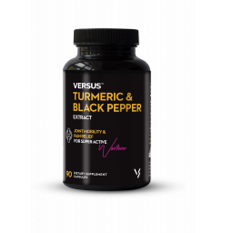 Turmeric & Black Pepper