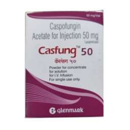 Casfung 50 (Caspofungin Acetate) for Injection 50mg